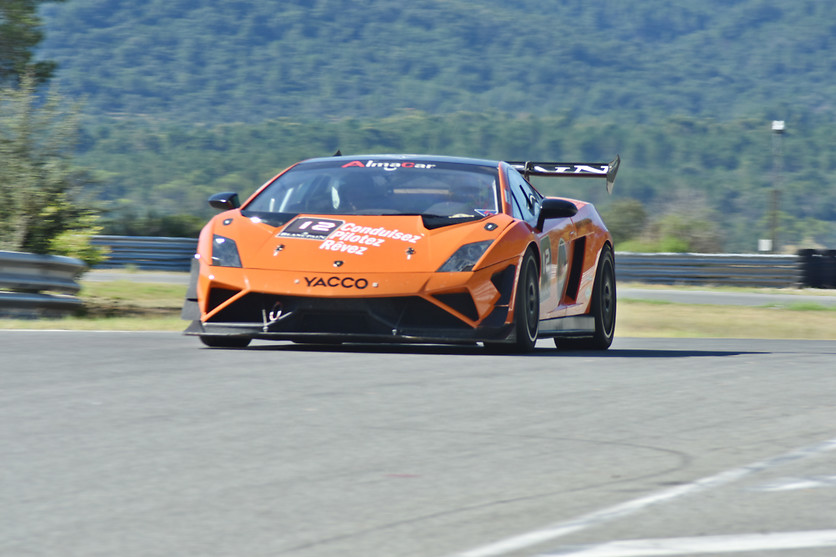 Pilotage d'une Lamborghini Super Trofeo - Almacar - Circuit de Mornay (23) - photo 1
