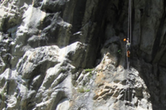 Vía ferrata - Turismo Activo Nor3 - Ramales (Espagne) - photo 3