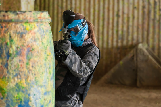 Paintball pour deux - Colorball - Gilly (Hainaut) - photo 1