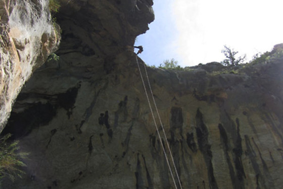 Vía ferrata - Turismo Activo Nor3 - Ramales (Espagne) - photo 0