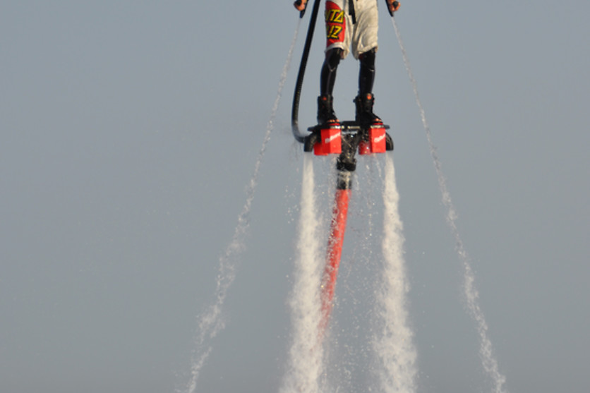 2 sessions de flyboard pour 2 - One rider Compagny - Aigue-Mortes (30) - photo 1