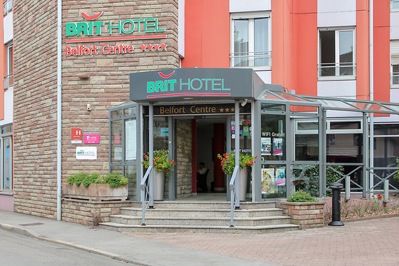 BRIT HOTEL BELFORT CENTRE - photo 13