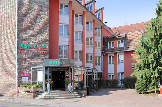 BRIT HOTEL BELFORT CENTRE - photo 1
