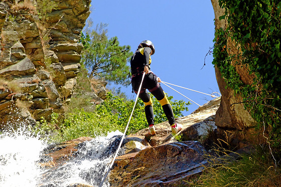 Session de canyoning - Takamaka Annecy - Annecy (74) - photo 1
