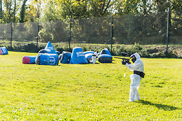 Session de paintball - Paradise Paintball - Mareuil-les-Meaux (77)