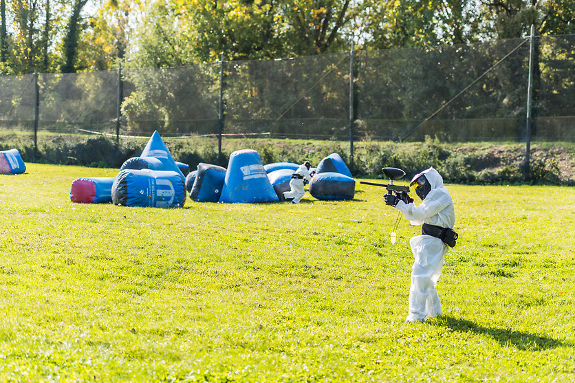 Session de paintball - Paradise Paintball - Mareuil-les-Meaux (77) - photo 1