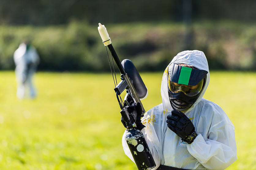 Session de paintball - Paradise Paintball - Mareuil-les-Meaux (77) - photo 0