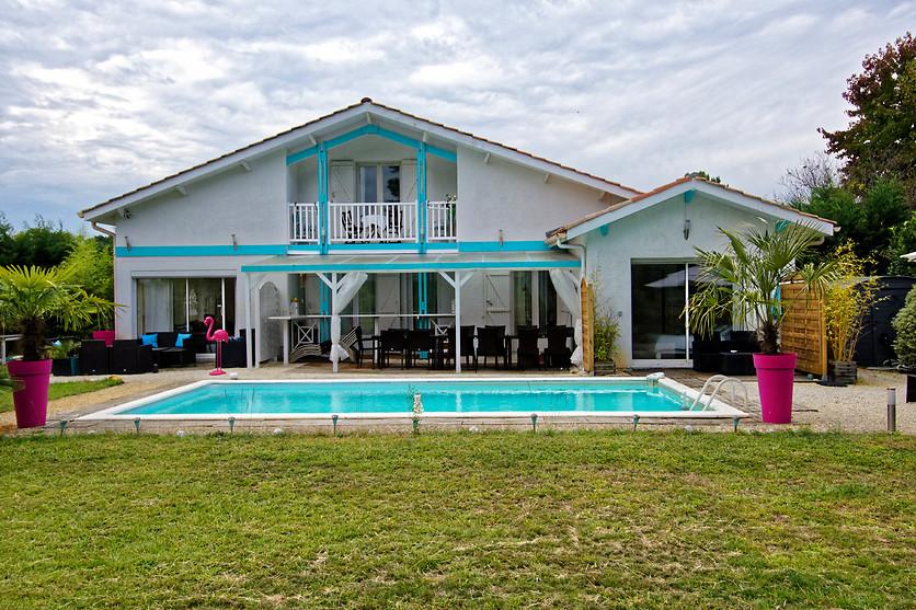 La Villa Saint Barth  Ef Bf Bd Gujan Mestra