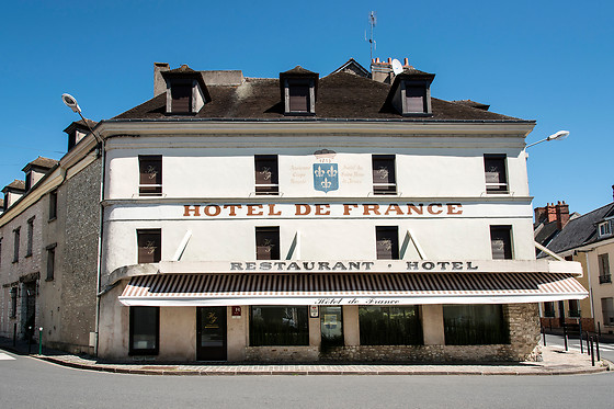 Hotel de France Angerville - photo 8