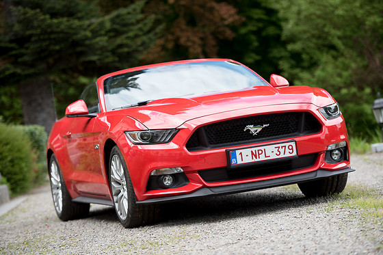 Tour en Ford Mustang - Body Drive Experience - Montigny Le Tilleul (Hainaut) - photo 1