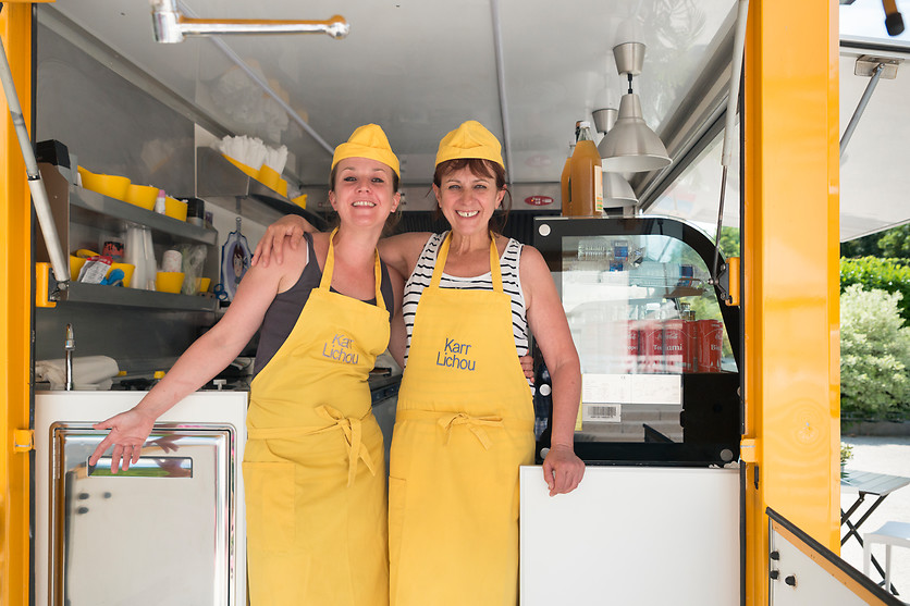 Repas en duo au Food Truck Karr Lichou à Puteaux (92) - photo 17