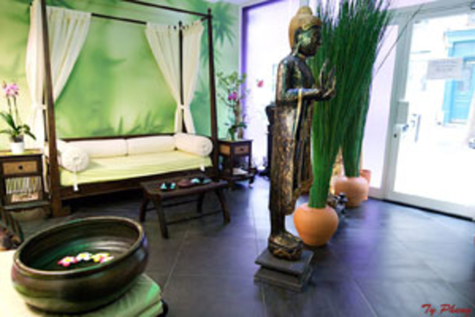 modelage pour 2 chez tha harmonie spa paris 2e 75 wonderbox. Black Bedroom Furniture Sets. Home Design Ideas