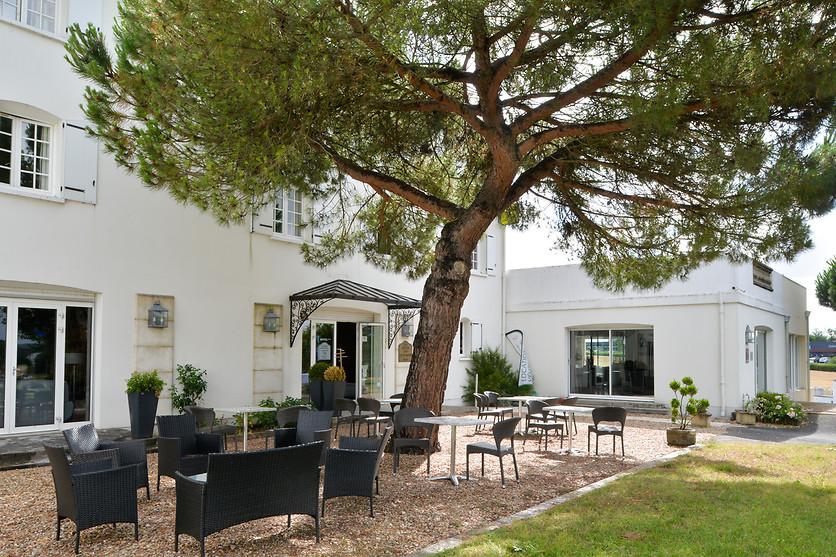 Séjour gourmand pour 2 à l\'Hôtel des Châteaux*** à Azay-le-Rideau ...