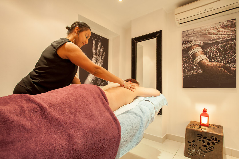 Massage du dos chez O Zen Être Paris à Paris (75011) - photo 0