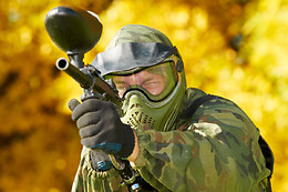 Paintball pour deux - Paintball Manege - Rotterdam (Pays-Bas)
