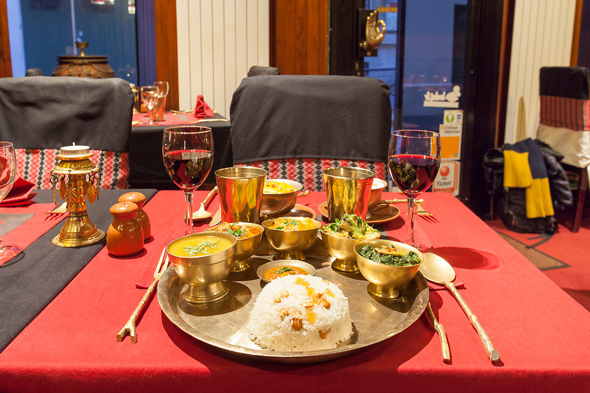 Repas népalais en duo au restaurant Kathmandu à Paris (75) - photo 4