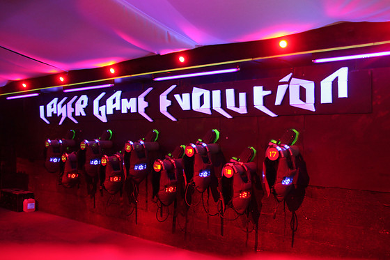 parties de laser game pour 2 laser game evolution limoges limoges 87 wonderbox. Black Bedroom Furniture Sets. Home Design Ideas