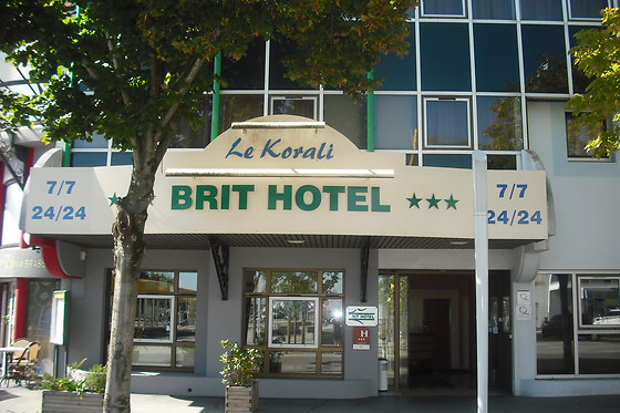 Brit Hotel Saint-Nazaire Centre - photo 1