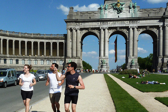 Brussels Running Tours - photo 1