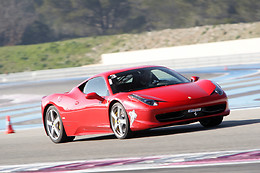 Baptême passager en Ferrari 458 Italia - GT Drive -Circuit Paul Ricard Driving Center (83)