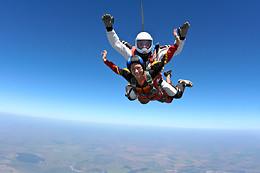 saut en parachute istres