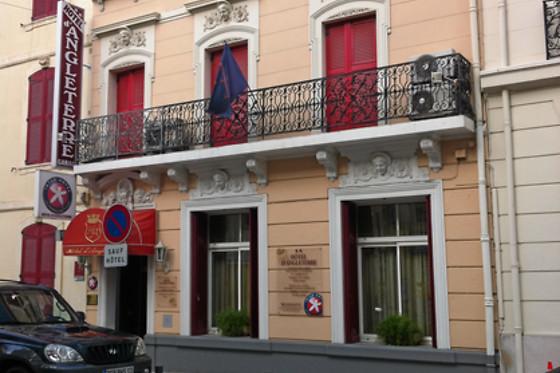 Nuit pour 2 l 39 h tel d 39 angleterre salon de provence 13 - Hotel d angleterre salon de provence ...