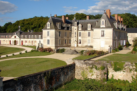 Château de Gizeux - photo 1