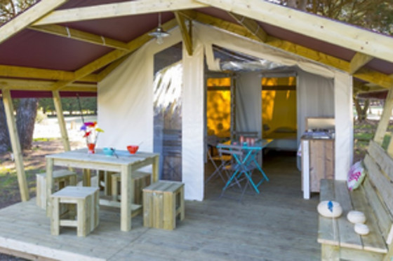Camping les Genets - photo 1