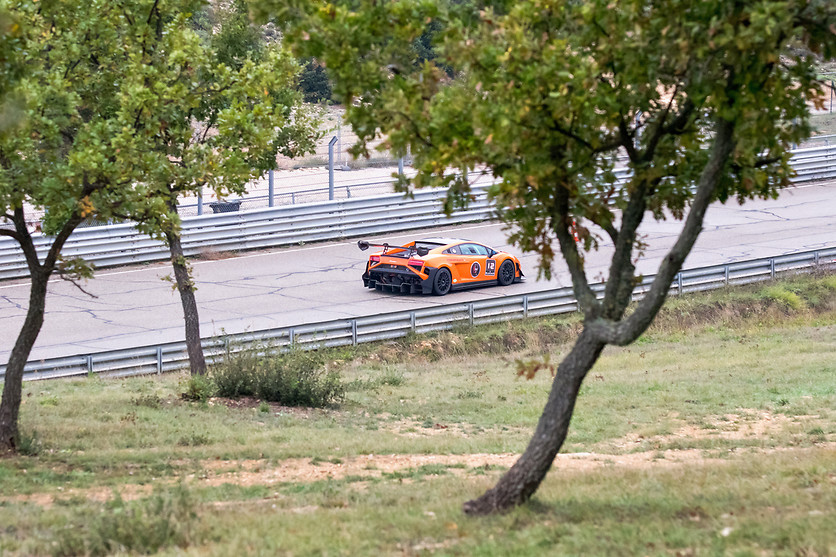Pilotage d'une Lamborghini Super Trofeo - Almacar - Circuit de Mornay (23) - photo 0
