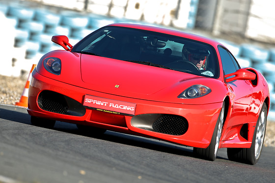Pilotage d'une Ferrari F430 et d'une Porsche Cayman - Sprint Racing - Circuit Michelin de Ladoux (63) - photo 1