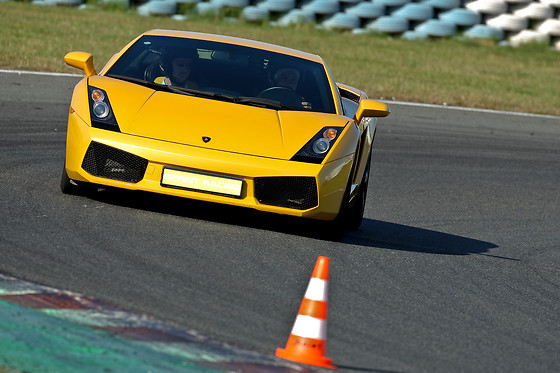 Pilotage d'une Lamborghini Gallardo et d'une Porsche Cayman - Sprint Racing - Grand Circuit du Roussillon (66) - photo 2