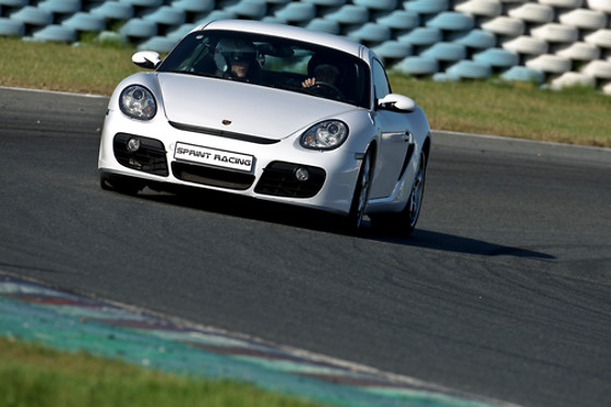 Pilotage de la Porsche Cayman - Sprint Racing - Circuit de Bresse (71) - photo 0