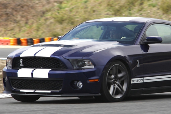 Pilotage d'une Mustang Shelby GT500 - Sprint Racing - Circuit de Nogaro (32) - photo 5