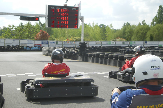 Karting, quad, moto Pantera - Parc l'Escotais - Neuillé-Pont-Pierre (37) - photo 2