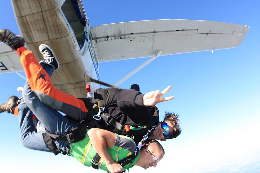 saut en parachute vimory 45