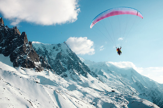 Vol en parapente - Wing Over Chamonix - Chamonix (74) - photo 0