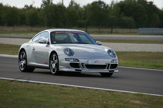 Pilotage d'une Porsche 991 GT3 - GT Drive - Circuit Paul Ricard Driving Center (83) - photo 1