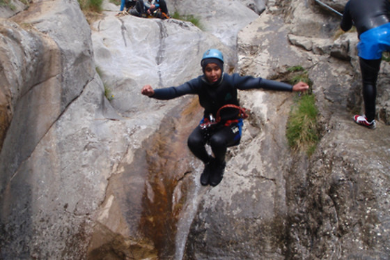 Canyoning pour 5 - Kahotep - Sassenage (38) - photo 1