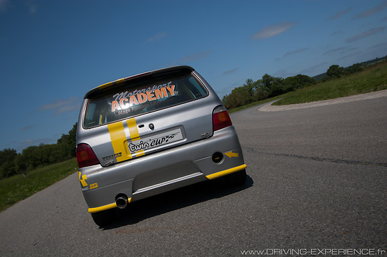 Baptême passager en Twin'Cup - Motorsport Academy - Circuit de Maison-Blanche (72) - photo 0