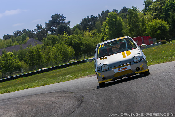 Baptême passager en Twin'Cup - Motorsport Academy - Circuit de Maison-Blanche (72) - photo 1