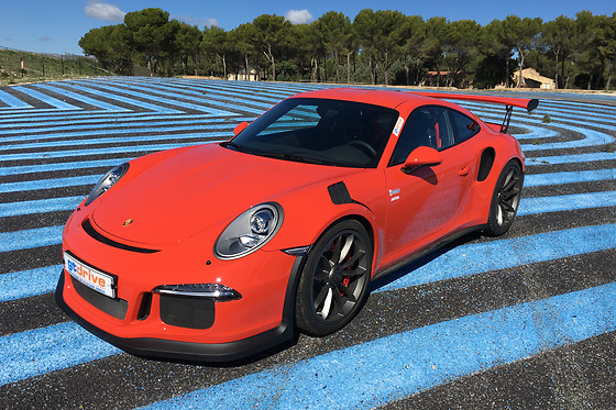 Pilotage d'une Porsche 991 GT3 - GT Drive - Circuit Paul Ricard Driving Center (83) - photo 2