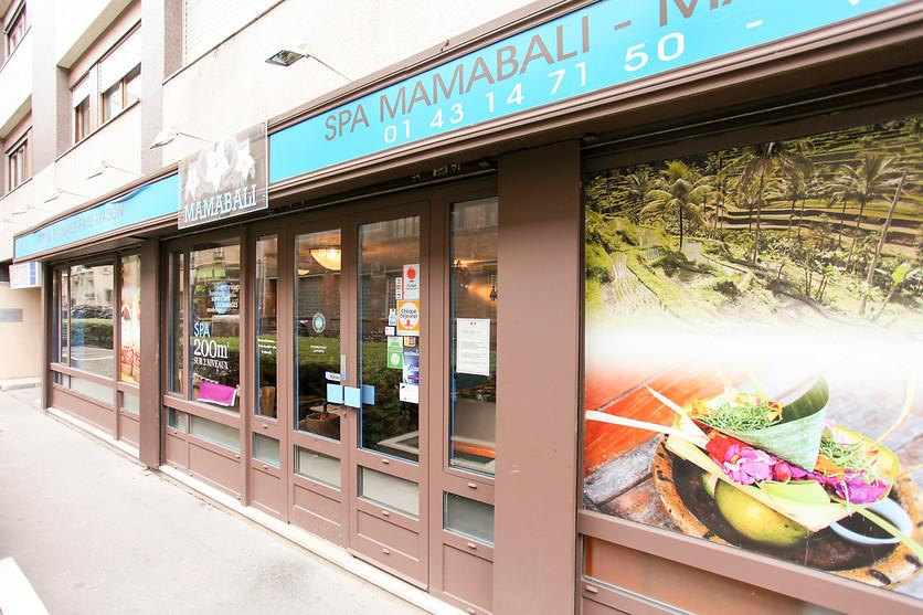 Mamabali Restaurant Paris