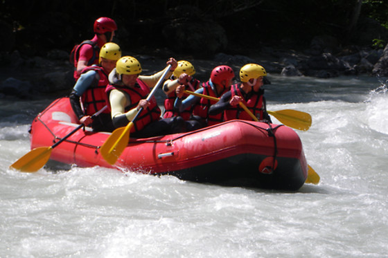 Descente en rafting -  Integral Rafting - Venosc (38) - photo 2