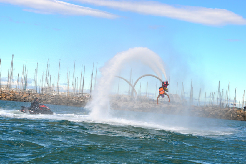 2 sessions de flyboard pour 2 - One rider Compagny - Aigue-Mortes (30) - photo 0