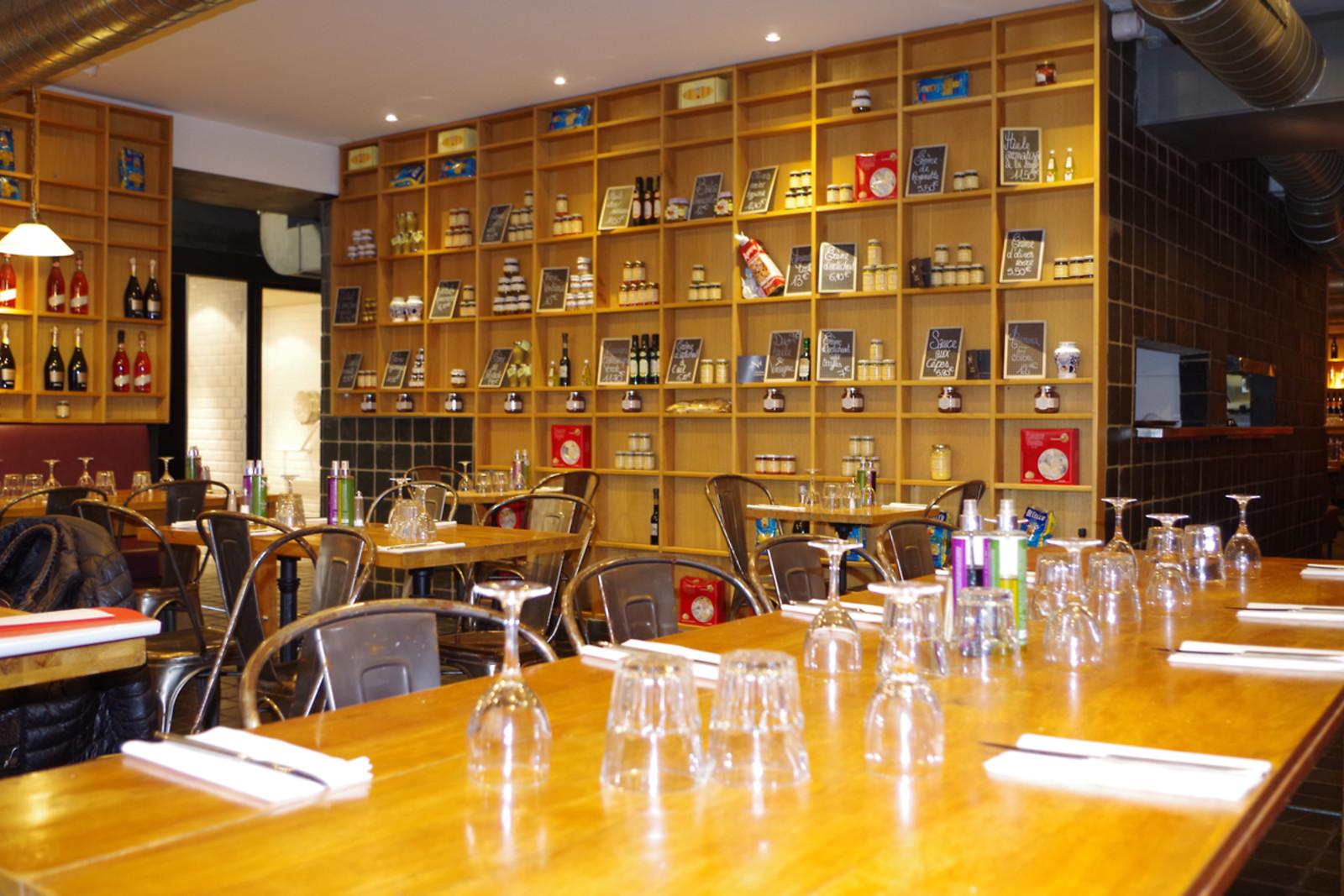 Fuxia Marseille Restaurant