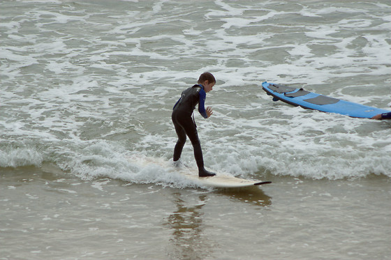 Surf, bodyboard ou stand-up paddle pour 2 - ESB Kloar - Clohars-Carnoët  (29) - photo 1