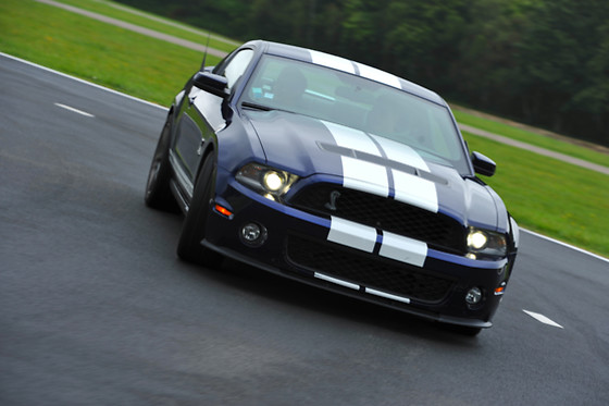 Pilotage de la Mustang Shelby GT500 - J-Cap Organisation - Grand circuit du Roussillon (66) - photo 1