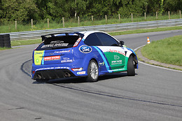 Baptême passager en Ford Focus - Sprint Racing - Circuit Michelin de Ladoux (63)