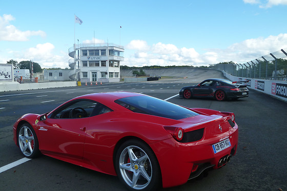Pilotage d'une Ferrari 458 Italia - Motors Consulting - Bordeaux (33) - photo 10