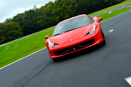 Pilotage de la Ferrari F458 Italia - Sprint Racing - Circuit des Ecuyers (02) - photo 7